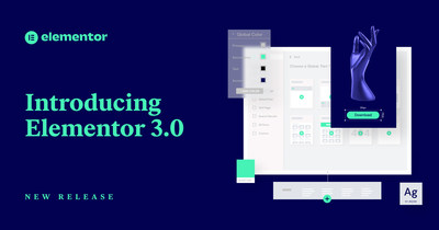Elementor releases version 3.0