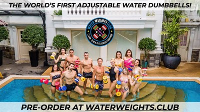 The Water Weights Transformational Routine introduces over 50 brand new pool exercises and is available in four languages. Online pre-sales begin in September 2020