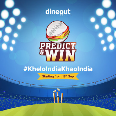 Dineout announces 4th edition of Predict and Win