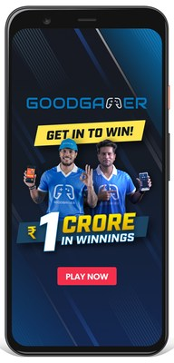 GoodGamer Fantasy Sports and Esports App. Get In To Win!