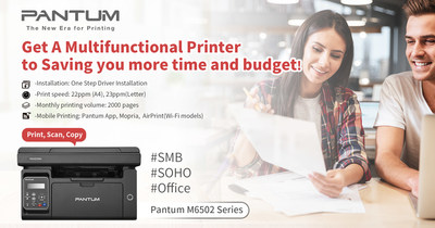 Pantum P2500 Series: your perfect office and household assistant