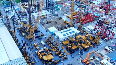 XCMG launches X-GSS at Bauma China 2020, shows how to go digital in machinery manufacturing.