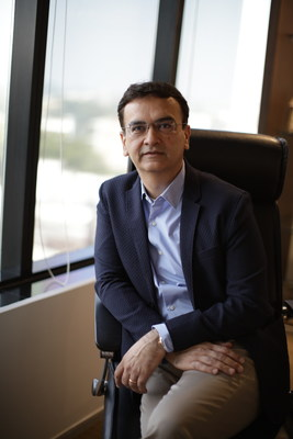 Sandeep Kataria, CEO of the Bata Shoe Organisation (PRNewsfoto/Bata Corporation)