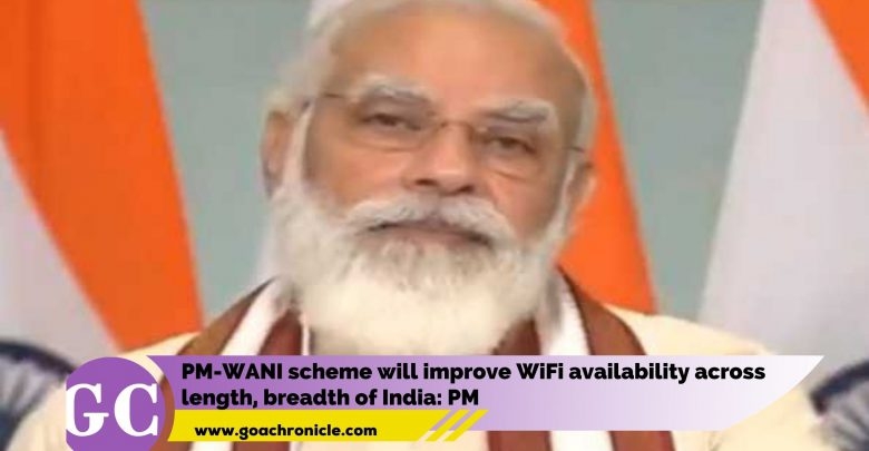 PM-WANI scheme will improve WiFi availability across length, breadth of India_ PM