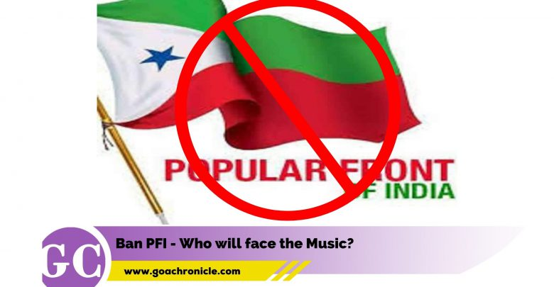 Ban PFI - Who will face the Music?