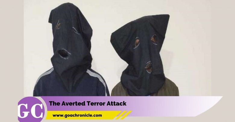 The Averted Terror Attack