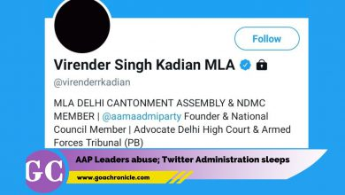 AAP Leaders abuse; Twitter Administration sleeps