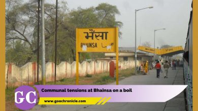 Communal tensions at Bhainsa on a boil