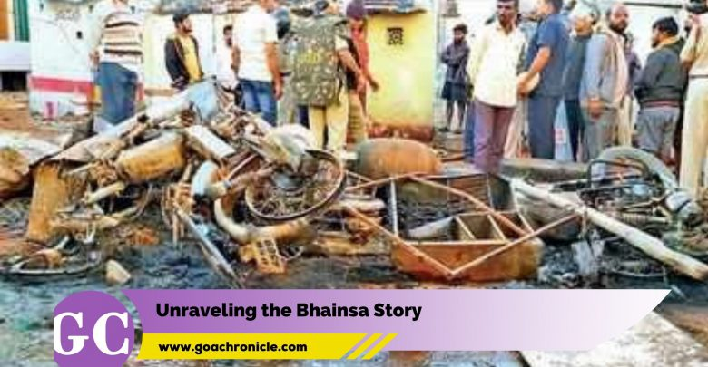 Unraveling the Bhainsa Story
