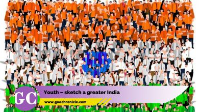 Youth – sketch a greater India