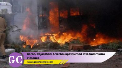 Baran, Rajasthan: A verbal spat turned into Communal Violence