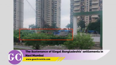 The Sustenance of illegal Bangladeshis' settlements in Navi Mumbai