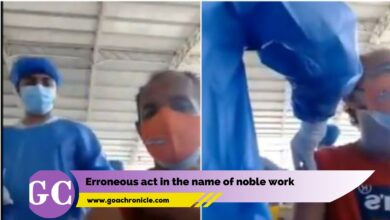 Erroneous act in the name of noble work
