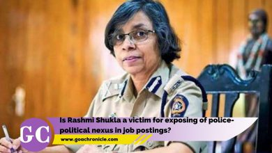 Is Rashmi Shukla a victim for exposing of police-political nexus in job postings?