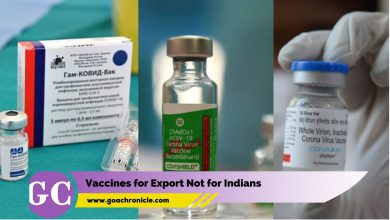 Vaccines for Export Not for Indians