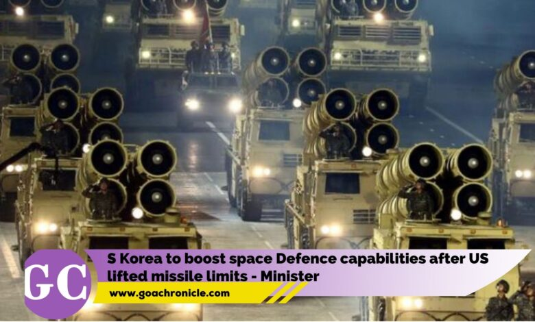 - S Korea to boost space Defence capabilities after US lifted missile limits Minister 780x470 - S Korea to boost space Defence capabilities after US lifted missile limits – Minister